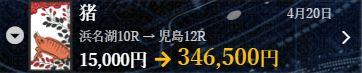 花舟_的中実績02